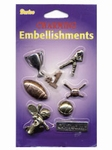 Embel Brass charm sports