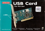 PCI 2 x USB card