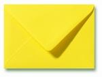 08 Envelop 8,0x11,4 cm Roma Kanariegeel