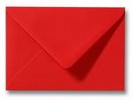 12 Envelop 8,0x11,4 cm Roma Koraalrood