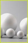 Styropor ballen doorsnede 80 mm