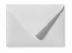 Wit linnenpersing / 12 x 18 cm