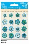 URSUS Paper Flower Brads, Motief 07