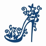 Tattered Lace Tattered Lace High Heel Glam (ACD034)