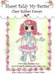 Tweet Tweet Clear Rubber Stamp